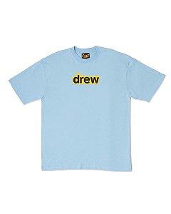 """DREW HOUSE - Camiseta Secret """"Azul"""" -NOVO-"""