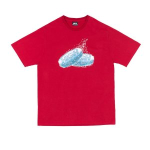 """HIGH - Camiseta Pills """"Vermelho"""" -NOVO-"""