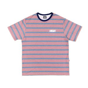 "HIGH - Camiseta Gradient Kidz ""Marinho"" -NOVO-"