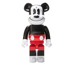 "BEARBRICK x DISNEY - Boneco Mickey Mouse 1000% ""Multi"" -NOVO-"