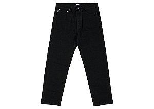 "PALACE - Calça Jeans Single Rinse ""Preto"" -NOVO-"