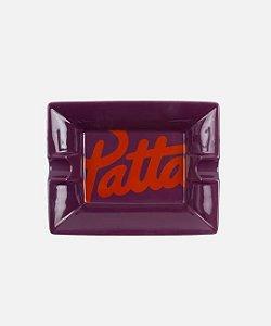 """!PATTA - Cinzeiro Script Logo """"Roxo"""" -NOVO-"""