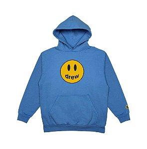 """DREW HOUSE - Moletom Mascot """"Azul"""" -NOVO-"""