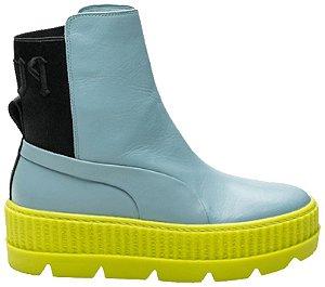 "PUMA x FENTY - Chelsea Sneaker Boot ""Sterling Blue"" -NOVO-"