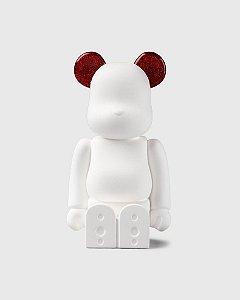 """MEDICOM TOY - Boneco Bearbrick Aroma Ornament NO.9 Galaxy """"Vermelho"""" -NOVO-"""