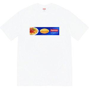 "SUPREME - Camiseta Spaghetti ""Branco"" -NOVO-"