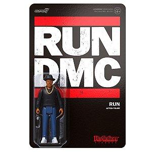 """Super7 - Boneco Reaction RUN DMC """"Joseph """"Run"""" Simmons"""" -NOVO-"""