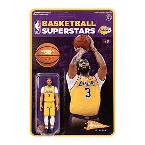 "Super7 - Boneco Supersports NBA ""Anthony Davis Lakers"" -NOVO-"