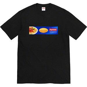 """SUPREME - Camiseta Spaghetti """"Preto"""" -NOVO-"""