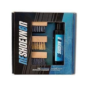 RESHOEVN8R  - Kit para Limpeza com 3 Escovas