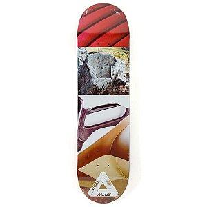 """PALACE x LUCAS PUIG - Shape de Skate Pro """"Interiors"""" -NOVO-"""