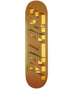 "PALACE - Shape de Skate Drudy 8 ""Laranja"" -NOVO-"