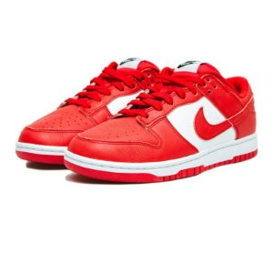 """NIKE - Dunk By Pineapple Co. """"University Red/White"""" -NOVO-"""