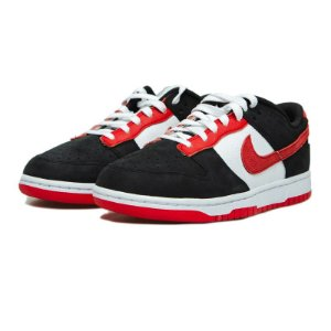 """NIKE - Dunk By Pineapple Co. """"Black/White/Gym Red"""" -NOVO-"""