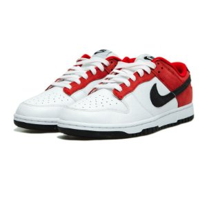"""NIKE - Dunk By Pineapple Co. """"White/Gym Red/Black"""" -NOVO-"""