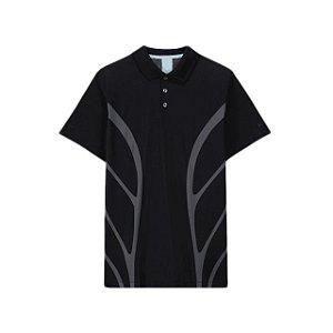 "NIKE x DRAKE NOCTA - Camisa Golf Polo ""Preto"" -NOVO-"