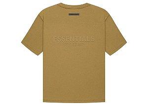 """FOG - Camiseta Essentials """"Amber"""" -NOVO-"""