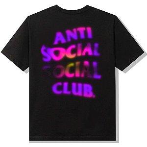 "ANTI SOCIAL SOCIAL CLUB - Camiseta Lava ""Preto"" -NOVO-"
