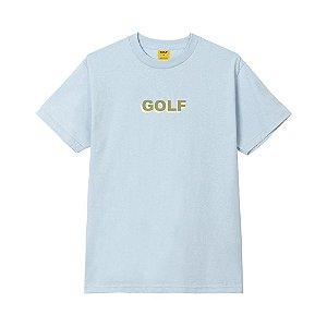 """GOLF WANG - Camiseta 3D Logo """"Azul"""" -NOVO-"""