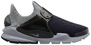 "NIKE - Sock Dart Tech Fleece ""Black/Cool Grey"" -NOVO-"