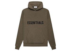 """FOG - Moletom Essentials Knit Pullover """"Harvest"""" -NOVO-"""