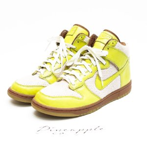 "Nike ID Dunk High ""SHREK"""