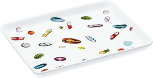 SUPREME - Cinzeiro Pills Ceramic Tray