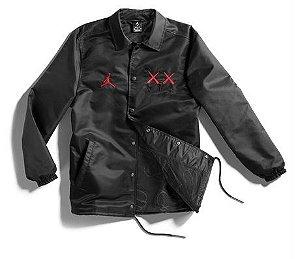 KAWS X Jordan Brand - Jaqueta Coaches