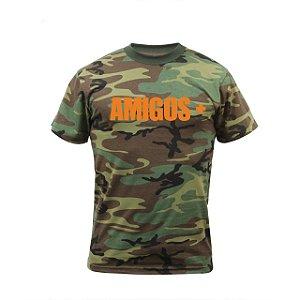 """BABES - Camiseta Amigos+ """"Green"""""""