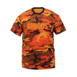 """BABES - Camiseta Amigos+ """"Orange"""""""