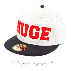 NEW ERA x The Hundreds - Boné Huge 1056