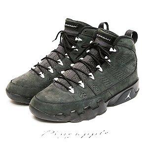 "Nike Air Jordan 9 Retro ""Anthracite"" -USADO-"