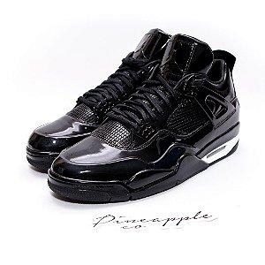 "Nike Air Jordan 4 Retro 11Lab4 ""Black"" -NOVO-"