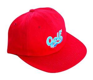 "GOLF WANG - Boné Golf Cursive ""Red"""