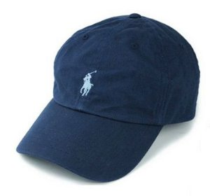 "Polo Ralph Lauren - Boné Baseball ""Blue"""