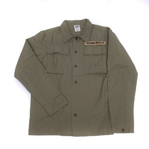 "BILLIONAIRE BOYS CLUB - Jaqueta Captain ""Dusky Green"""