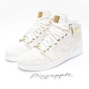 "Nike Air Jordan 1 Retro Pinnacle ""White"""