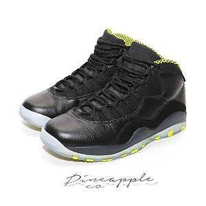 "Nike Air Jordan 10 Retro ""Venom Green"""