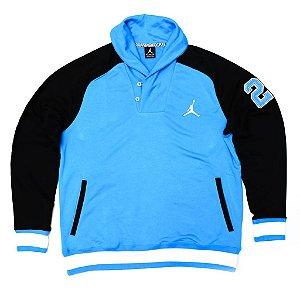 "NIKE - Jaqueta Jordan ""Blue/Black"""