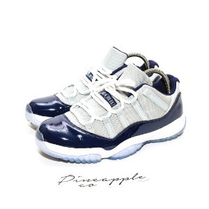 """Nike Air Jordan 11 Retro Low """"Georgetown"""""""