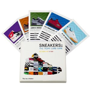 SNEAKERS - The Trump Card game (Super Trunfo)