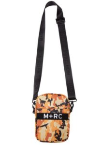 "M+RC Noir - Bolsa ""RR"" Ripstop Nylon ""Camo Orange"""