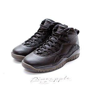 "Nike Air Jordan 10 Retro x OVO ""Black"" -NOVO-"