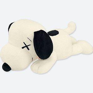 """UNIQLO X Kaws X Peanuts - Pelúcia Snoopy Grande """"White"""""""