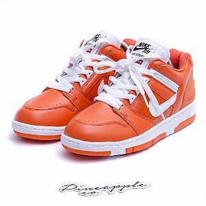 "Nike SB Air Force 2 Low x Supreme ""Orange"" -NOVO-"