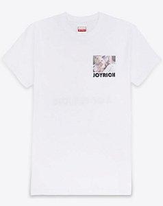 "Joyrich x Bridget Bardot - Camiseta Call Me ""White"""