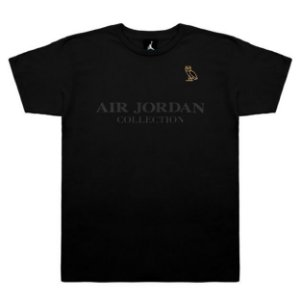 "OVO x Jordan Brand - Camiseta All-Star 2017 ""Black"""