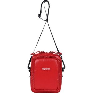 "SUPREME - Bolsa Shoulder Bag FW17 ""Red"""