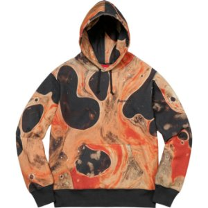 "Supreme x Andres Serrano - Moletom Blood and Semen ""Black"""