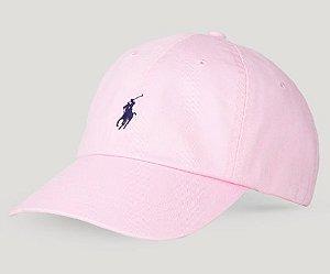 "Polo Ralph Lauren - Boné Baseball ""Pink"""